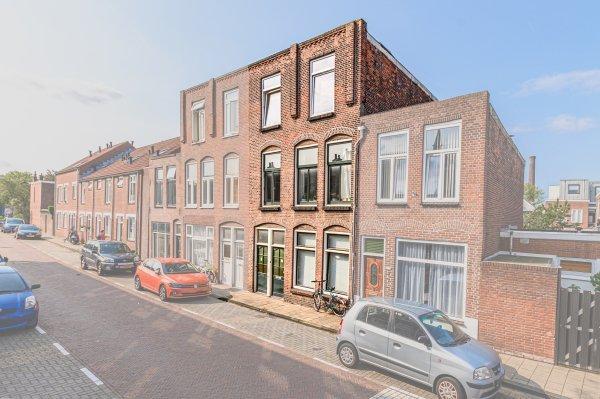 Waldeck Pyrmontstraat 5A, Leiden