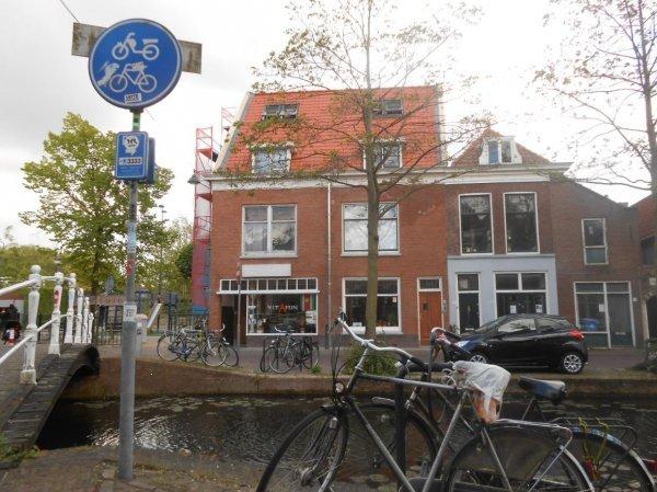 Achterom, Delft