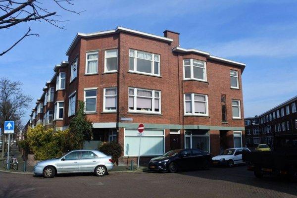 Hoenderloostraat, The Hague