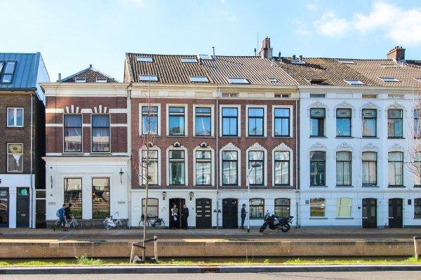 Spoorsingel, Delft