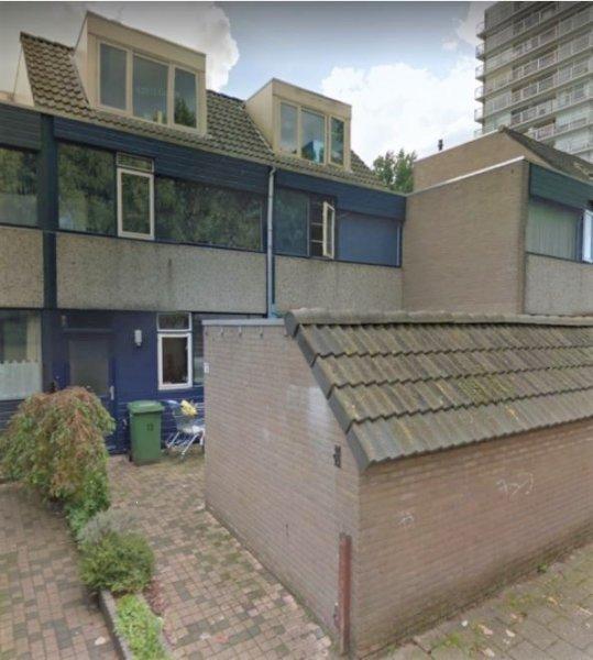 Strawinskylaan, Delft