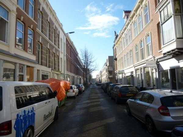 Witte de Withstraat, The Hague