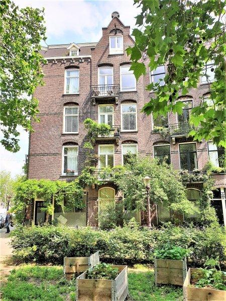 Allard Piersonstraat 71, Amsterdam