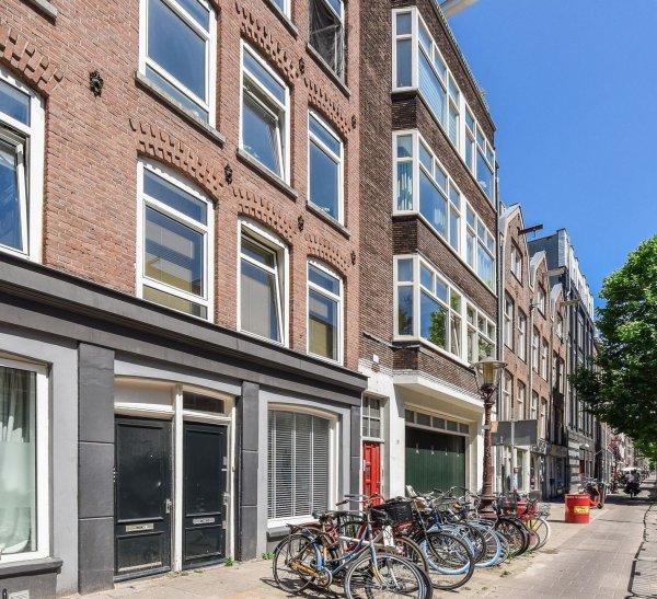 Eerste Oosterparkstraat, Amsterdam