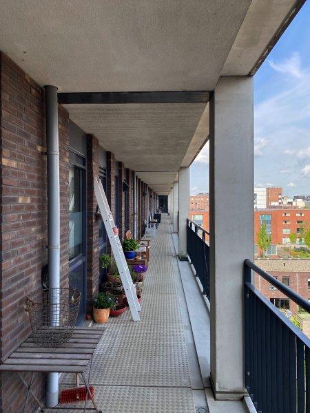 Julius Pergerstraat, Amsterdam