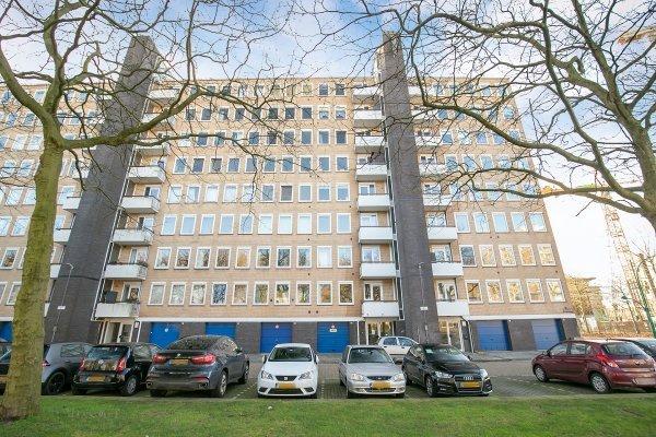 Van Nijenrodeweg, Amsterdam