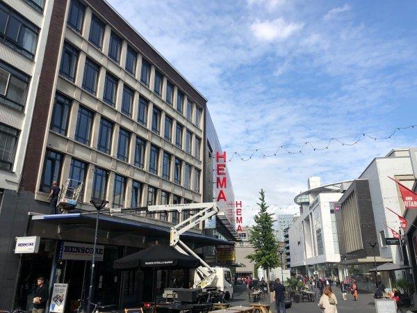 Korte Hoogstraat 7B, Rotterdam