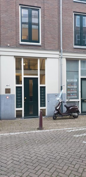 Utrechtsedwarsstraat 48E, Amsterdam