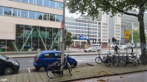 Rochussenstraat 97C, Rotterdam