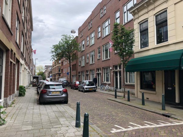 Waterloostraat 144A05, Rotterdam