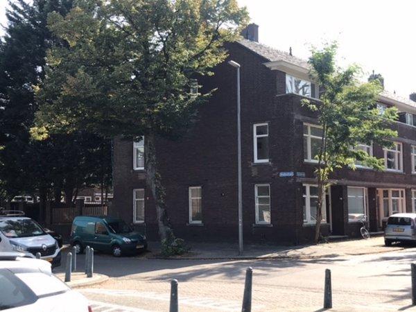 Zwaluwstraat 2B, Rotterdam