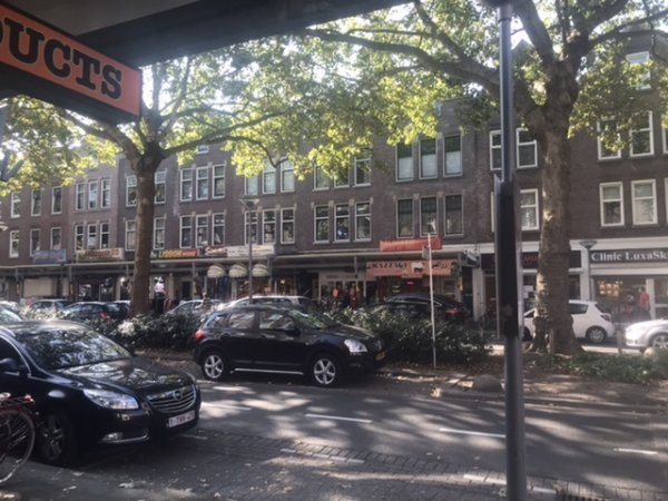 Groene Hilledijk 199B, Rotterdam