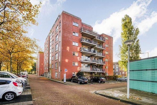 Krijn Breurstraat, Amsterdam
