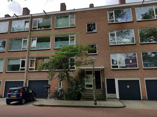 Overvoorde 48II, Amsterdam
