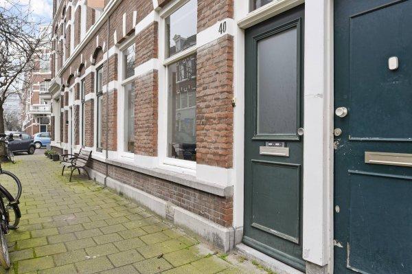 Rijklof van Goensstraat, The Hague