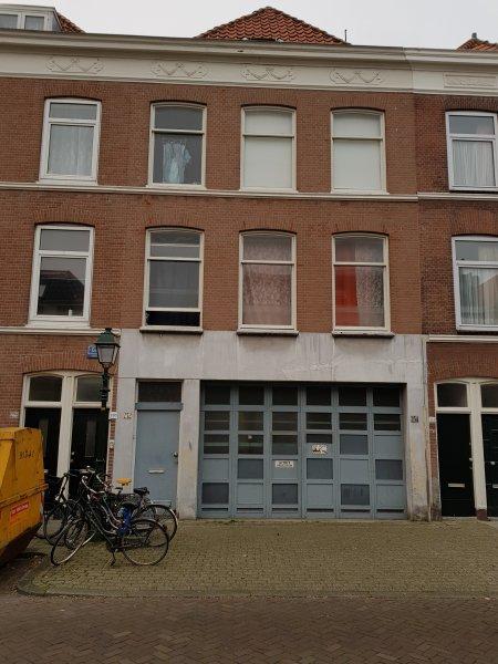 gaslaan 2344, The Hague
