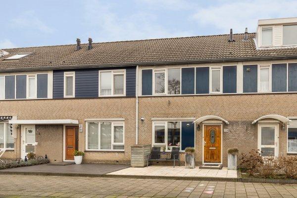 Electrablauw 12, Zoetermeer
