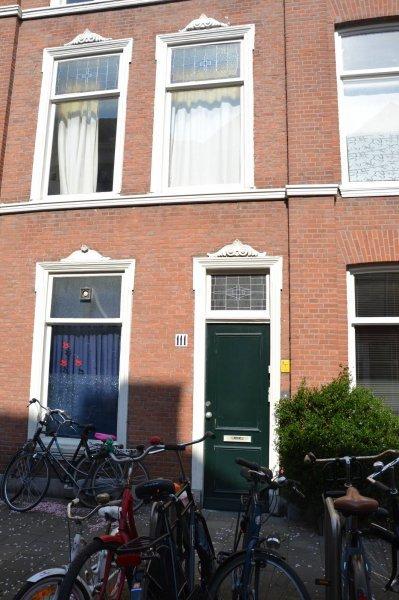 Van Speijkstraat 1111st floor, front side