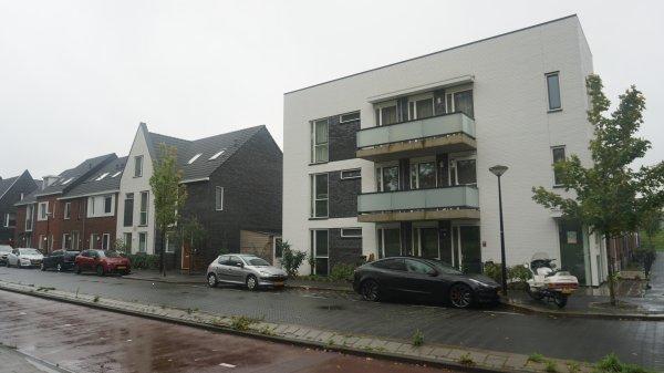 Eensgevonden, Amsterdam