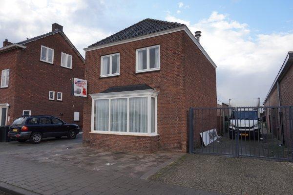 Boksheuvelstraat, 's-Hertogenbosch