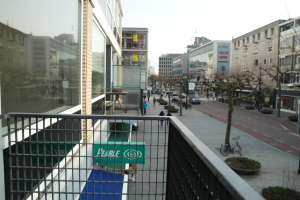 Van Bijlandtplaats, Rotterdam