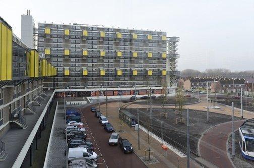 Dijkgraafplein, Amsterdam