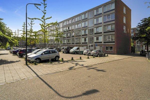 Lederambachtstraat, Amsterdam