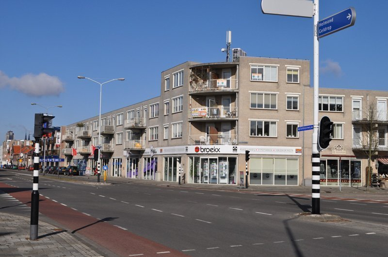 Eindhoven, Gabriel Metsulaan