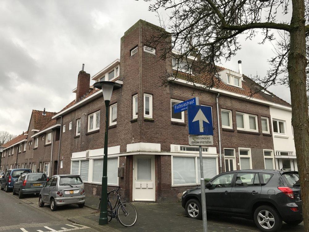 Eindhoven, Fuchsiastraat