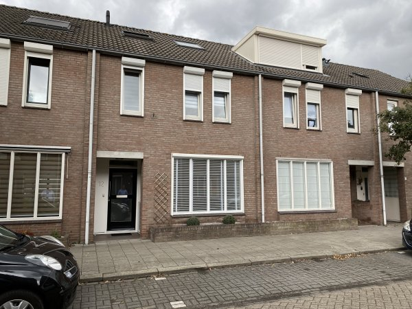 Spoorstraat 12, Eindhoven