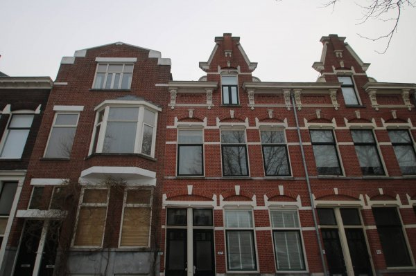 Jericholaan, Rotterdam