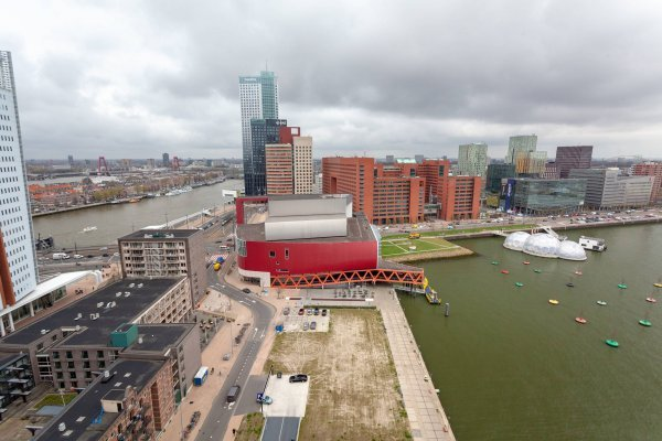 De Monchyplein, Rotterdam