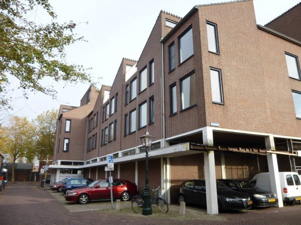 Langegracht, Leiden