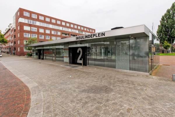 Insulindeplein 6, Rotterdam