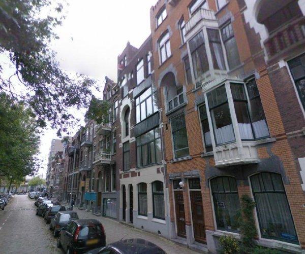 Spoorsingel 55A1, Rotterdam